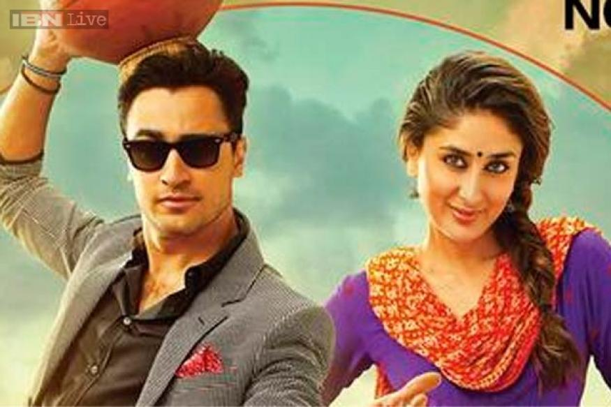 'Gori Tere Pyaar Mein' first look: Kareena-Imran's new love story
