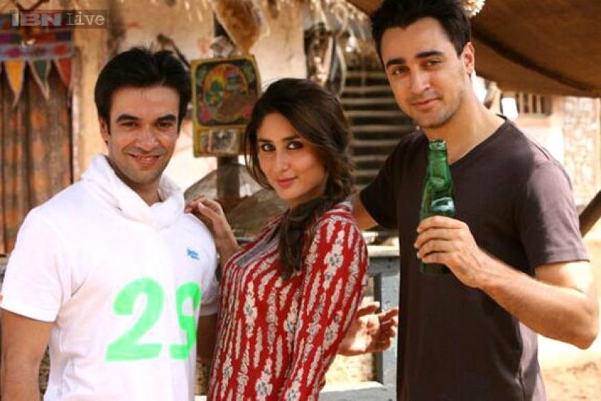 'Gori Tere Pyaar Mein' is Punit's love story: Karan Johar