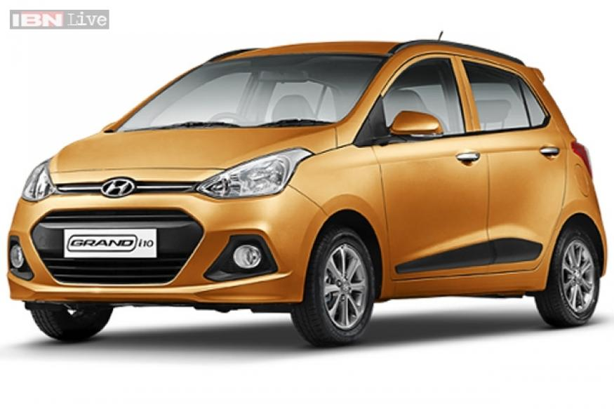 Hyundai Grand i10 launched in India at Rs 4.29 lakh onwards