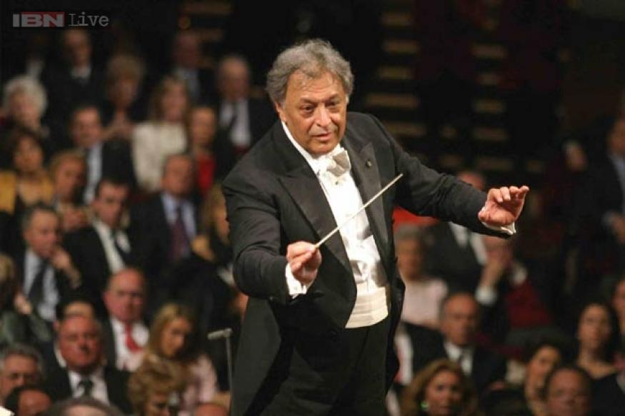 I waited and dreamt of this moment all my life, says Zubin Mehta