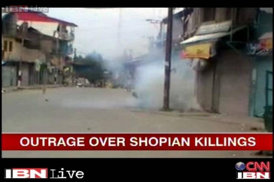 Indefinite curfew in Shopian after man fatally shot dead by CRPF
