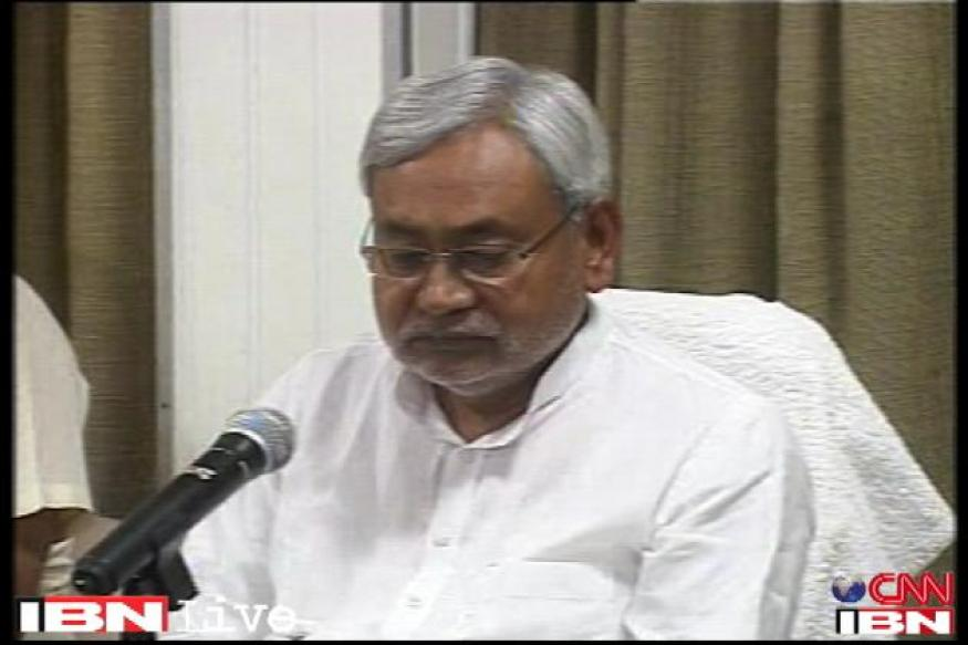 India wants progress, but not at the cost of communal amity, says Nitish