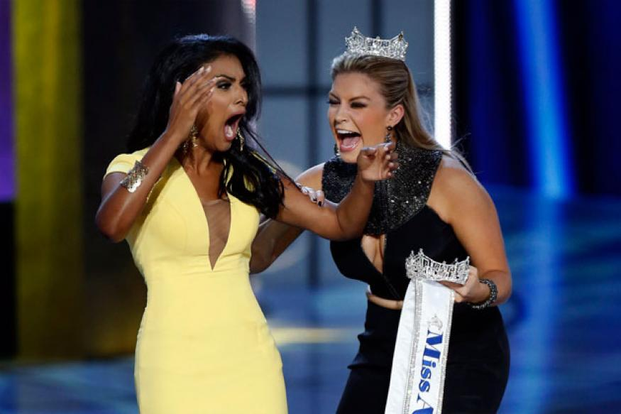 Indian-origin Miss America Nina Davuluri unfazed by racist comments