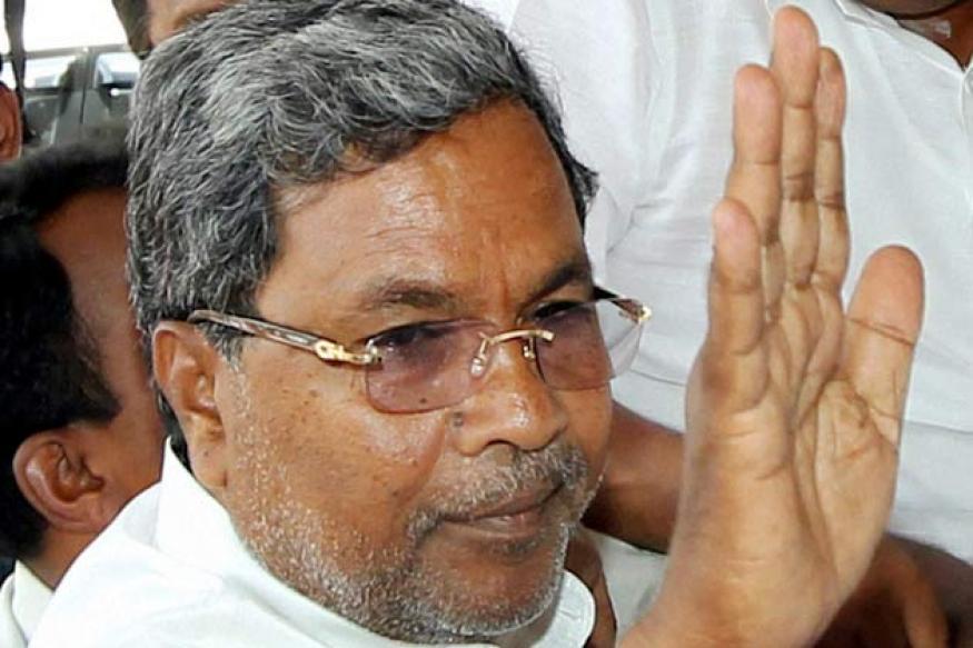 Karnataka CM Siddaramaiah to leave for China for World Economic Forum meet