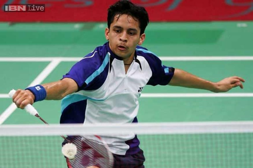 Kashyap climbs a place to World No.13