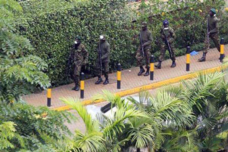 Kenya mall siege over, attackers defeated, says President Uhuru Kenyatta