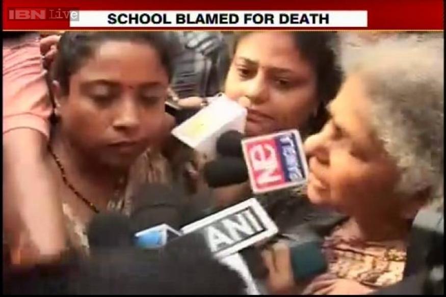 Kolkata school principal arrested over student's death
