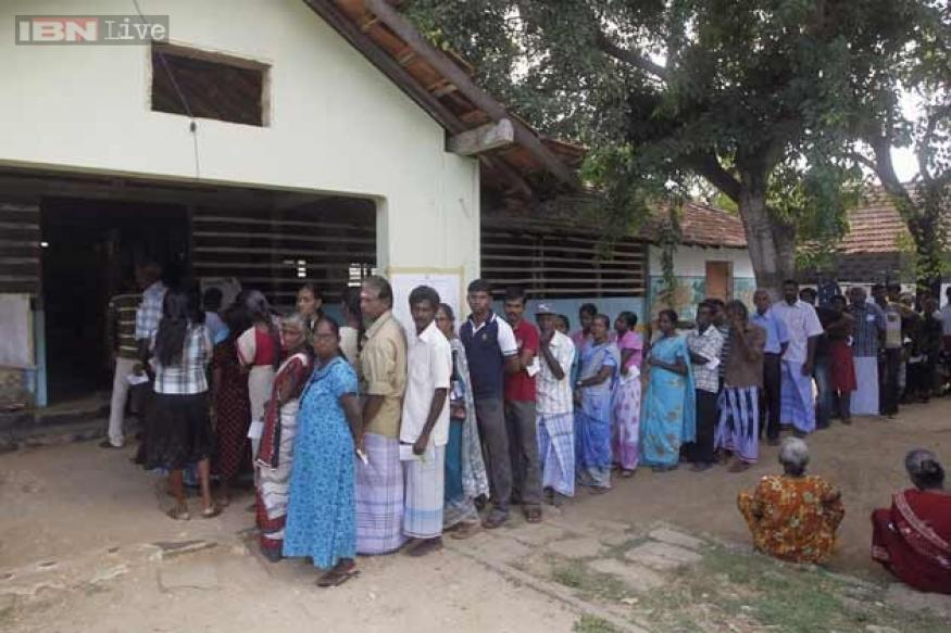Tamil parties sweep northern province polls in Sri Lanka