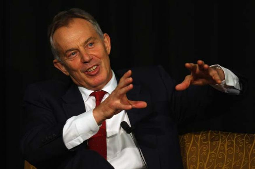 London: Tony Blair's daughter held at gunpoint by robbers, escapes unhurt