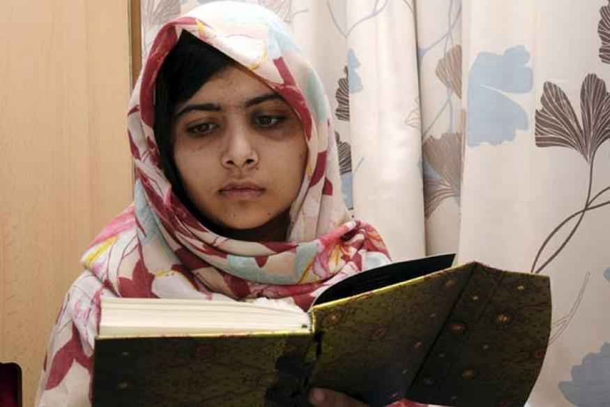 Malala painting to hang in UK Portrait gallery