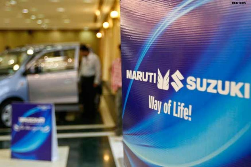 Maruti Suzuki August sales up 61 %