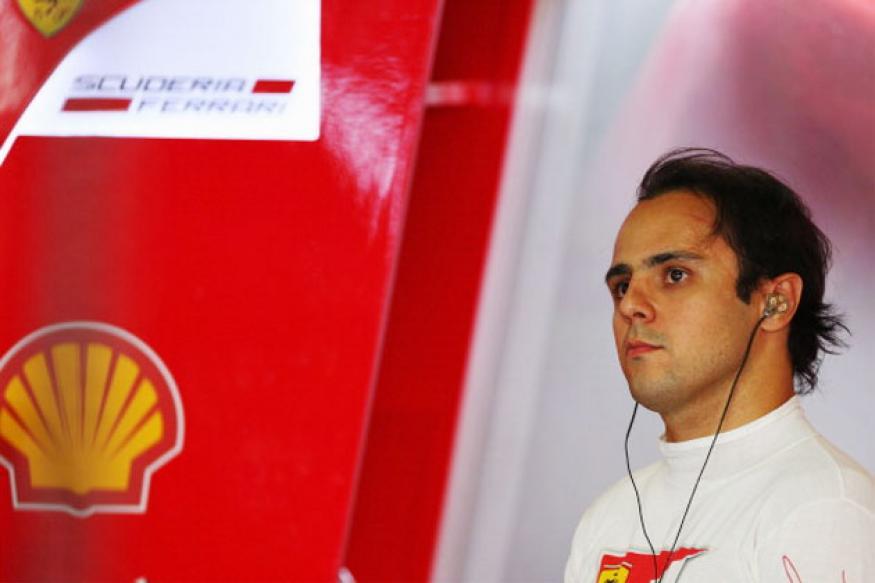 Jenson Button raises questions while Felipe Massa dodges them