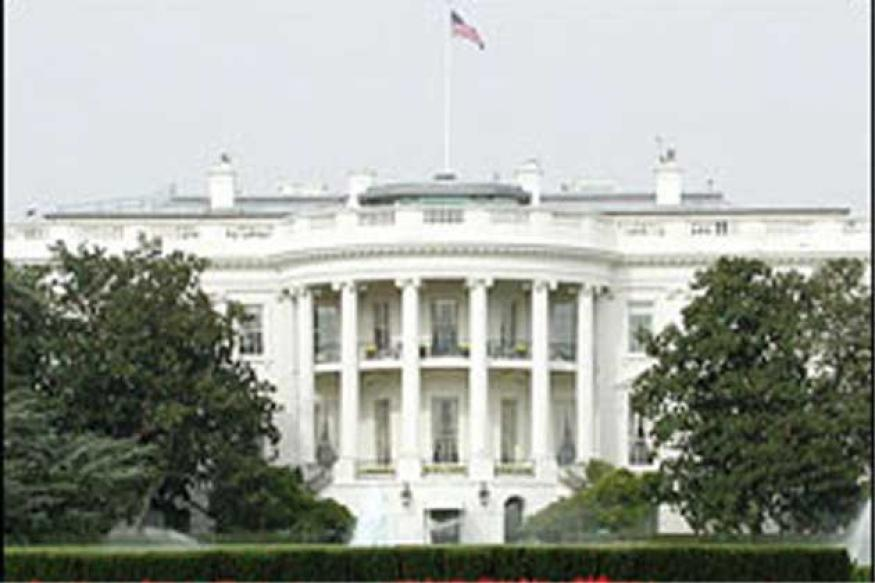 Middle-aged man arrested for throwing fire crackers inside White House fence