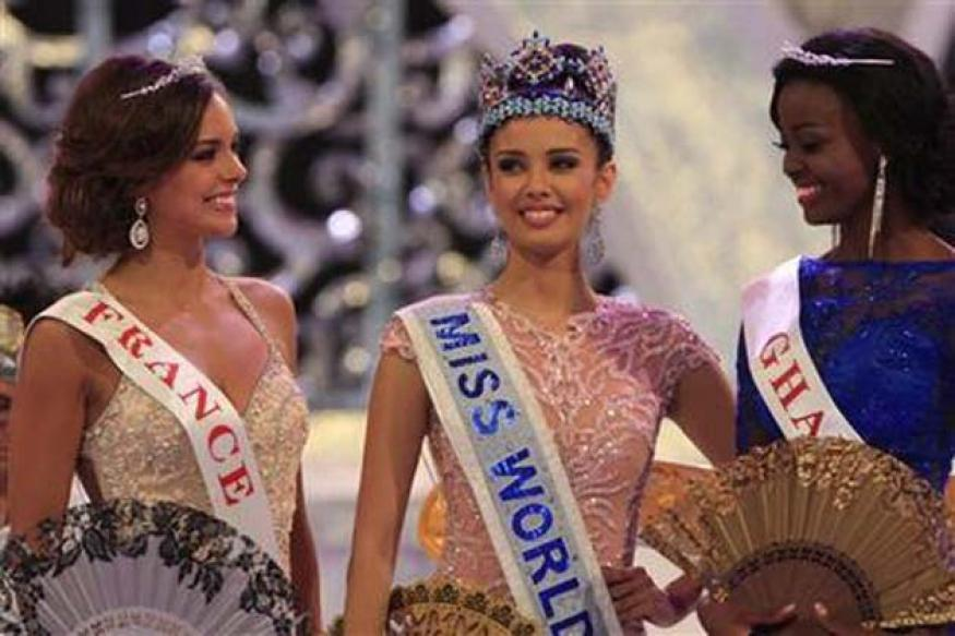 Miss Philippines Megan Young wins Miss World in Indonesia