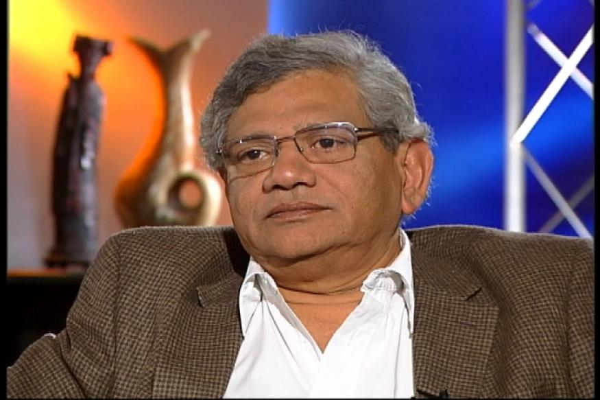 Muzaffarnagar riots a warning bell, says Sitaram Yechury