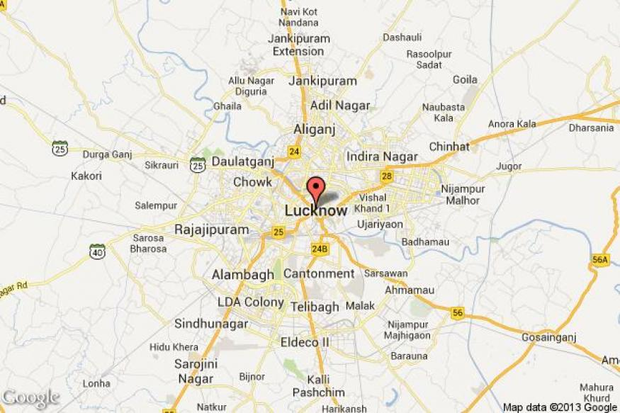Muzaffarnagar riots: Several injured in protest in front of Vidhan Sabha