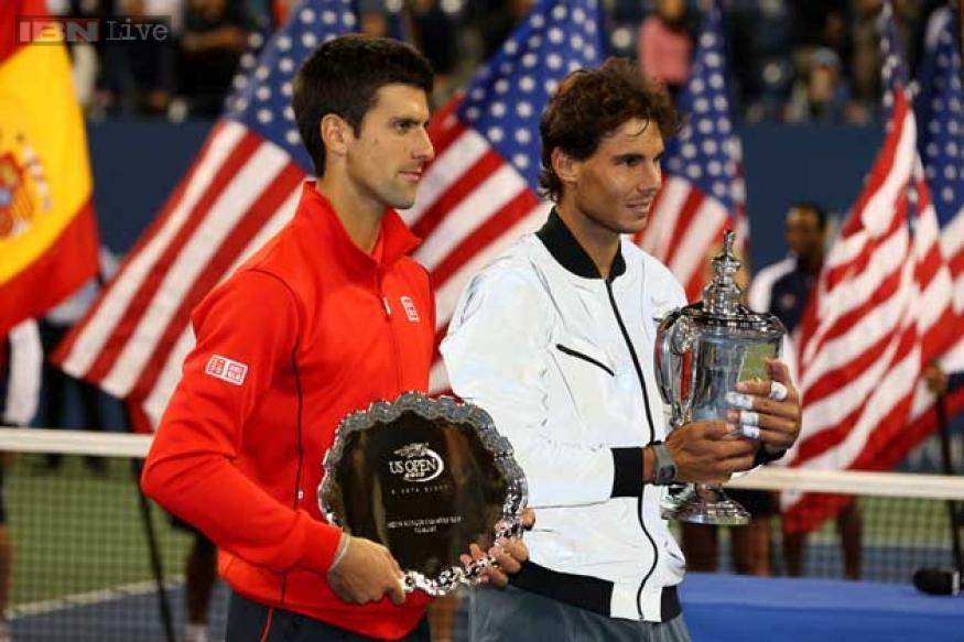 Novak Djokovic feels he may lose top spot to Rafael Nadal