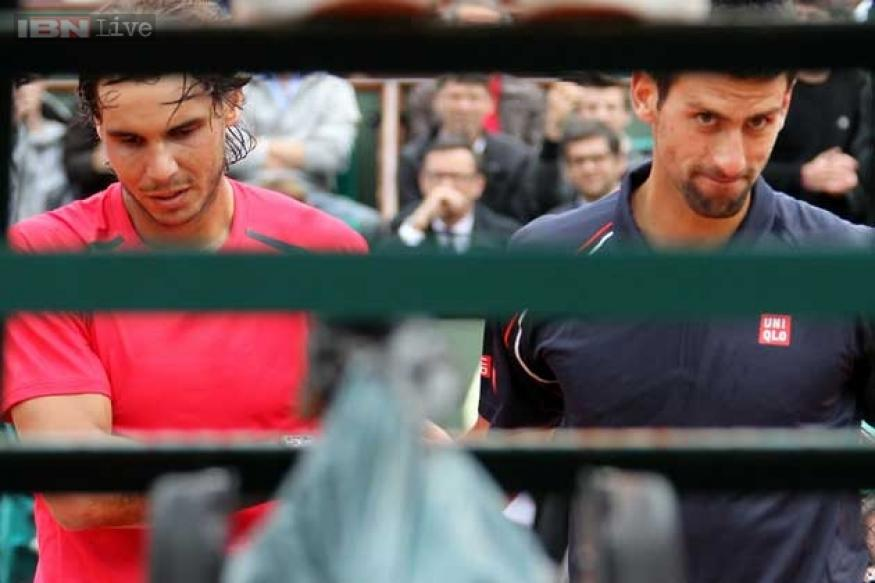 Djokovic and Nadal a step away from US Open showdown