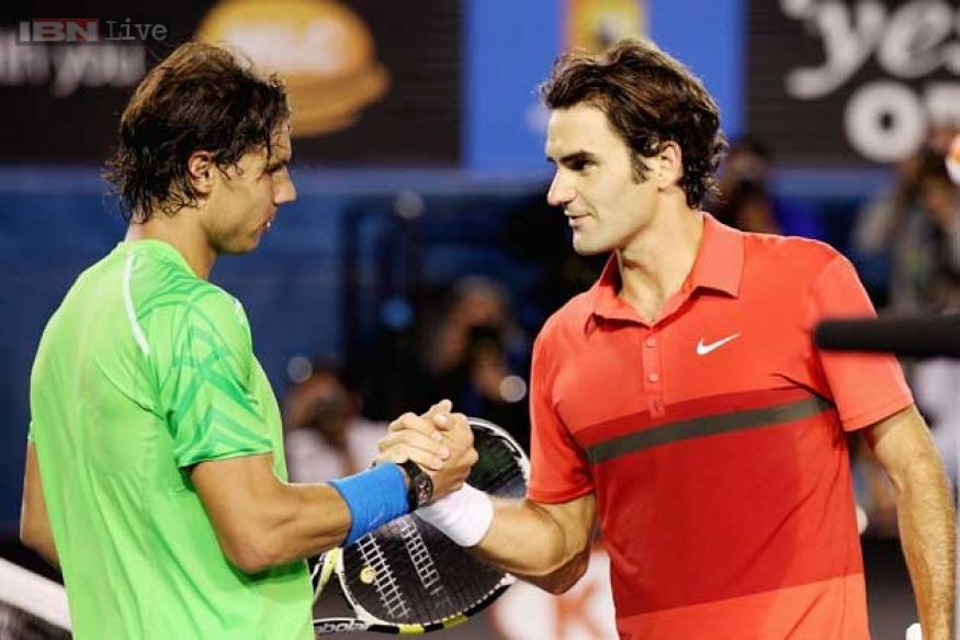 Can Rafael Nadal surpass Roger Federer's record?