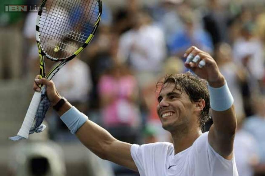 Nadal in cruise control, Azarenka also advances