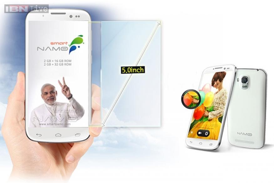 SmartNaMo Saffron One: Narendra Modi fanphone up for pre-order at Rs 18,000