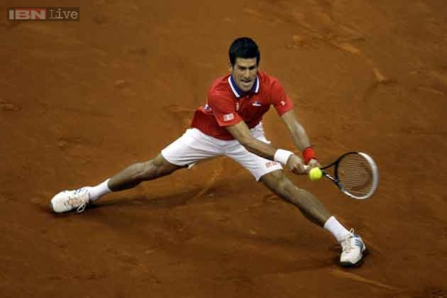 Djokovic, Nadal, Murray shine on national duty