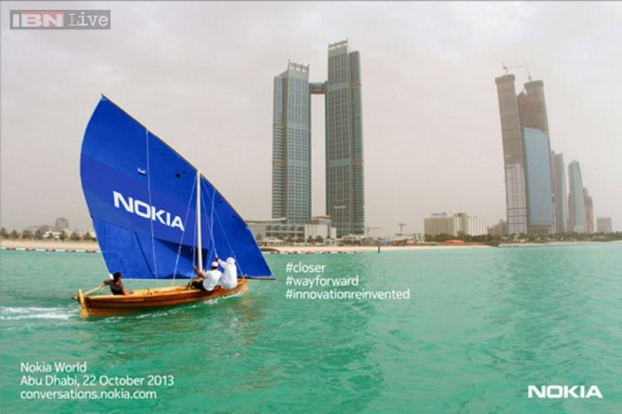Nokia World confirmed for October 22, 6-inch Lumia 1520 expected