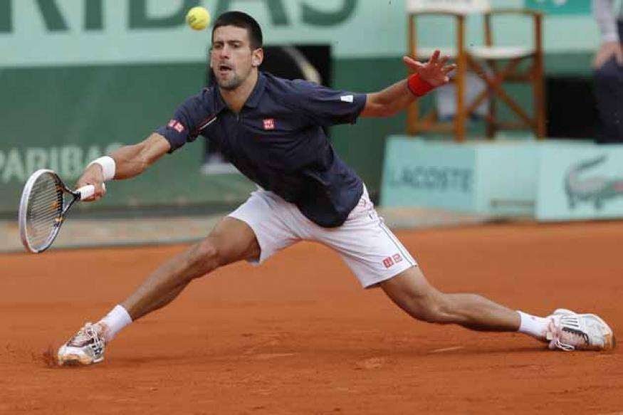 Davis Cup semi-final offers beaten Djokovic quick fix