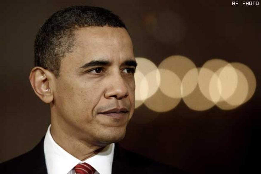 Obama, Hollande pledge political solution in Syria