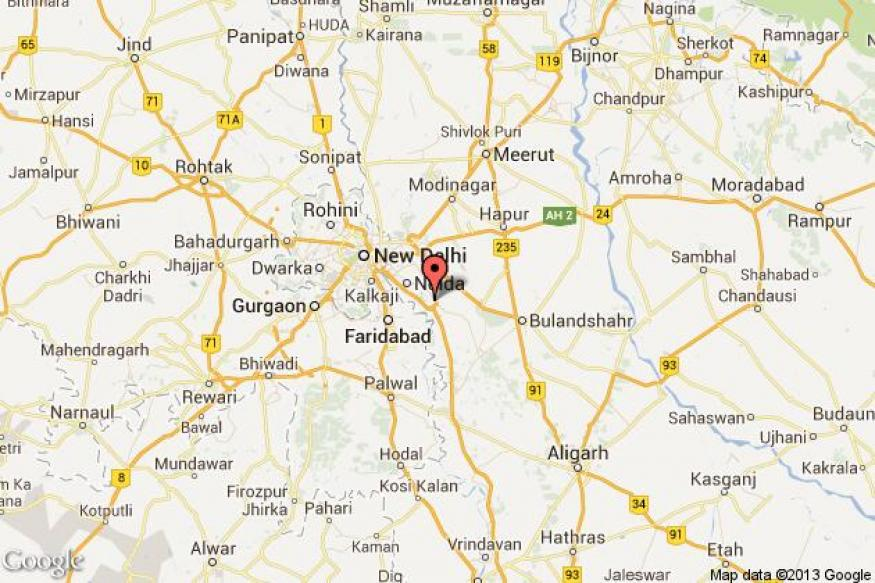 One killed, three injured in road mishap at Yamuna Expressway