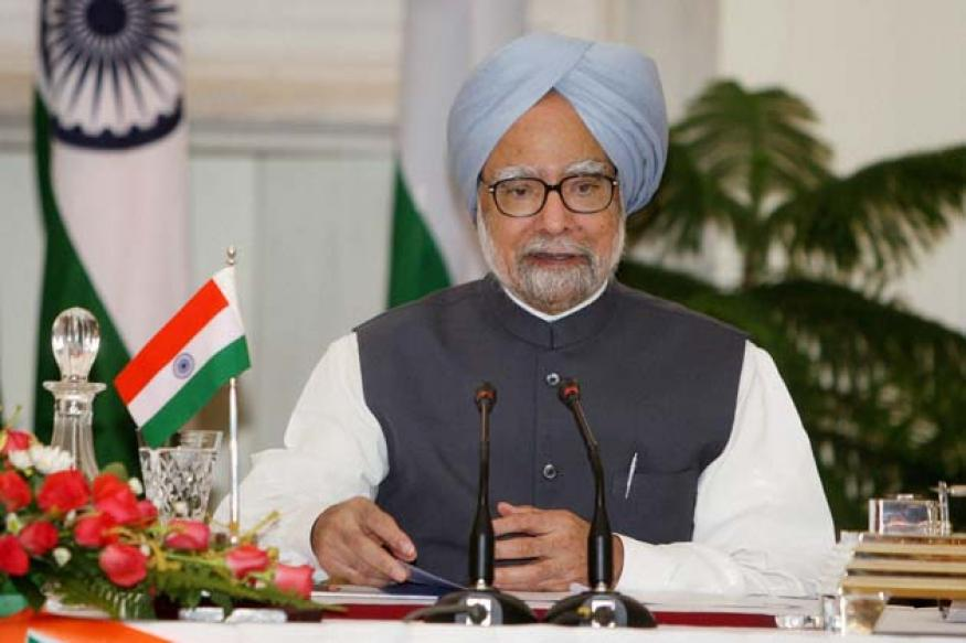 Only small group of people involve in riots, says Manmohan Singh