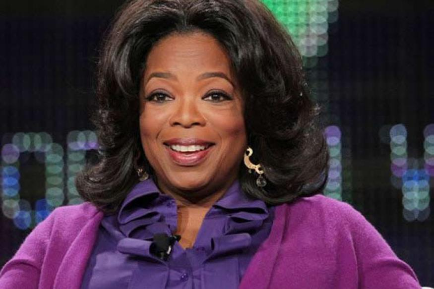 How Oprah Winfrey overcame her fear of balloons