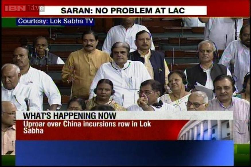 Live: NSAB report didn't say China intruded into Indian territory, says Antony