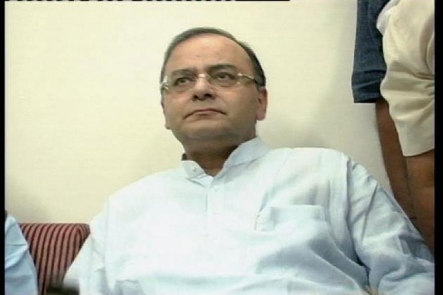 Modi's elevation right decision at right time: Jaitley