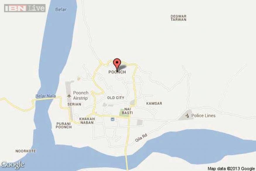 Pakistan again violates ceasefire in Kashmir