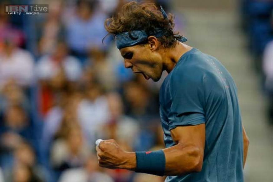 Nadal ready to empty tank to help Spain stay in top tier