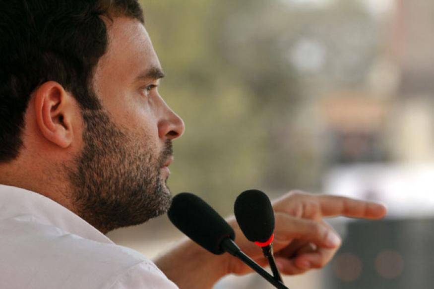 Trust among communities key to internal security: Rahul  Gandhi
