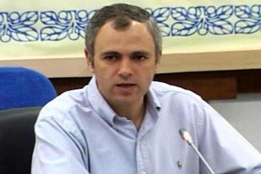 Raised building finances issue for pandits with Centre: Omar Abdullah