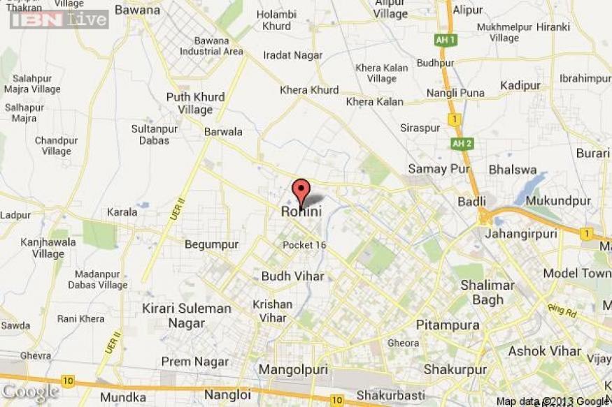 55-year-old woman killed in Rohini