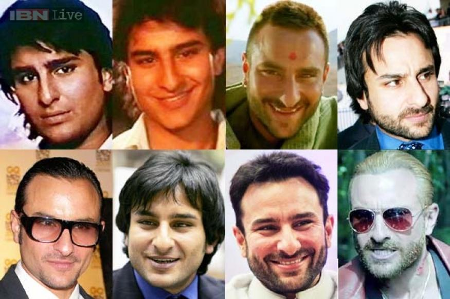 From dud to dude: The style evolution of Saif Ali Khan