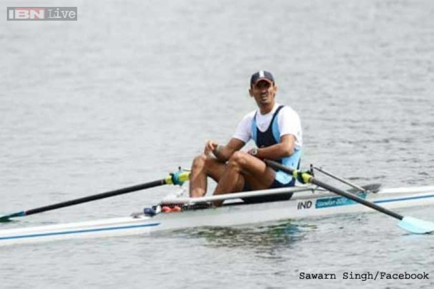 Sawarn, Bajrang named in Indian squad for Asian Rowing Championships