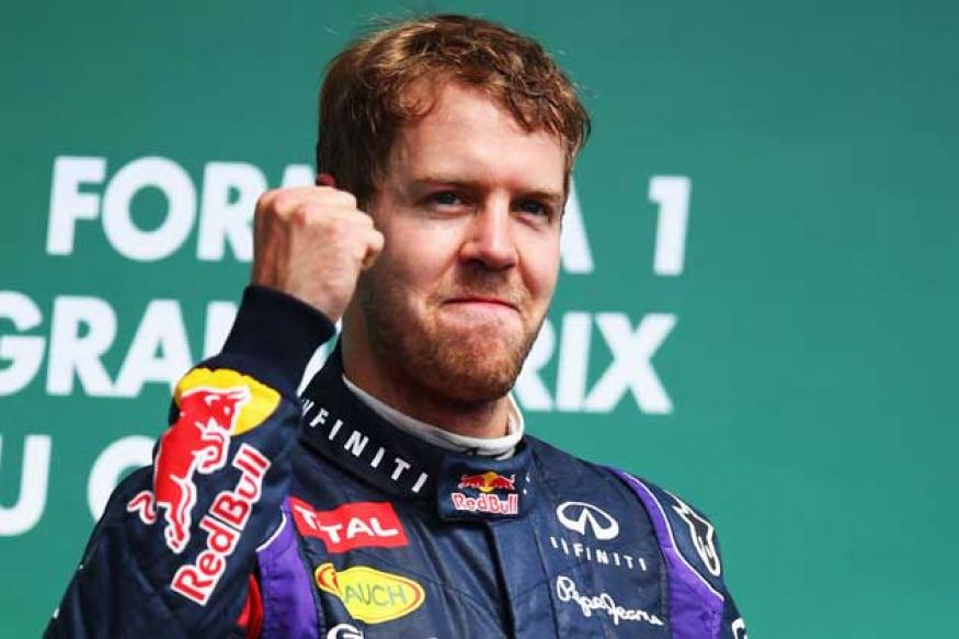 Vettel fastest in second practice at Italian GP
