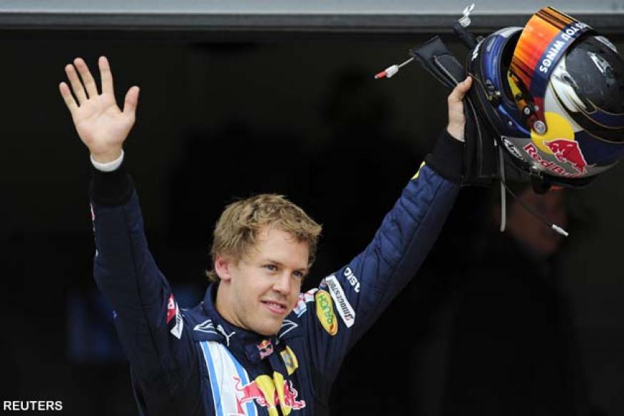 Red Bull's Sebastian Vettel wins Italian Grand Prix 2013