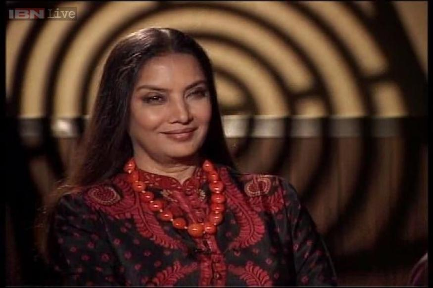 I did '24' for Anil Kapoor, says Shabana Azmi