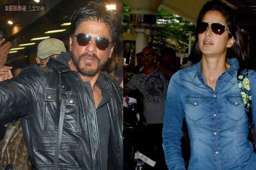 Shah Rukh Khan to Katrina Kaif: Stars caught sporting the tanned look