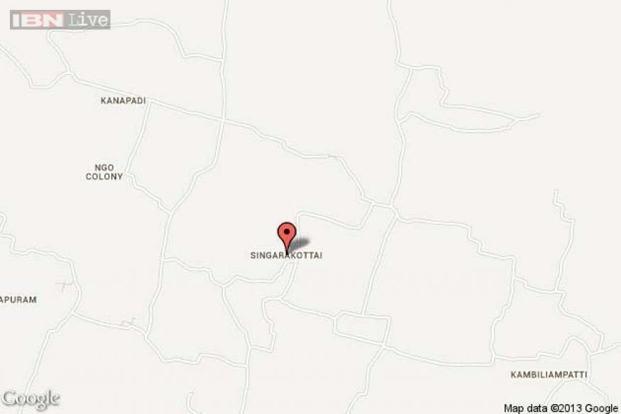 Five killed in road accident in Tamil Nadu