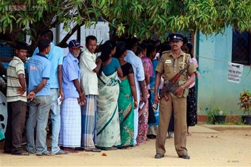 SL polls: Lankan Tamils from Northern Province vote after 25 years
