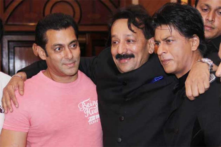 Shah Rukh is welcome to promote his film on 'Bigg Boss': Salman