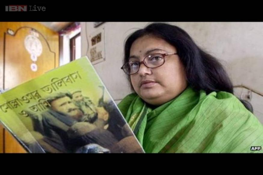 Taliban group claims responsibility for killing Indian author Sushmita Banerjee