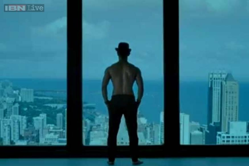 Dhoom 3: Aamir Khan turns evil in the first teaser